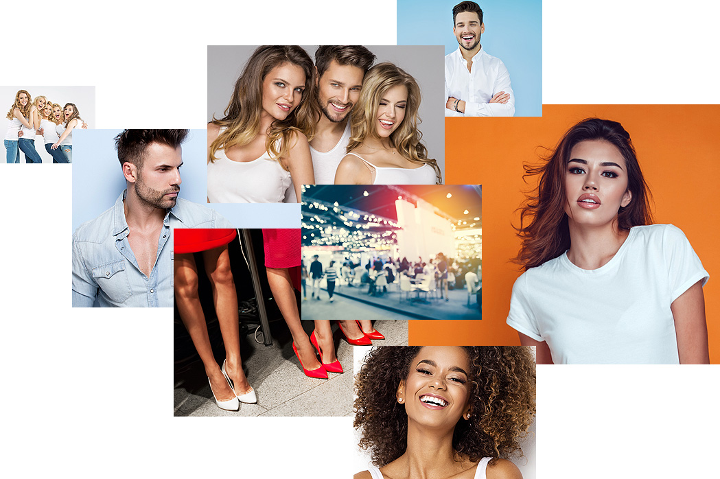 Magazin Artikel über Models, Fotomodels, VIP Hostessen und Testimonials für Ihre Messe